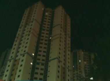 Edifício onde a criança morava com a mãe. Foto: Reprodução