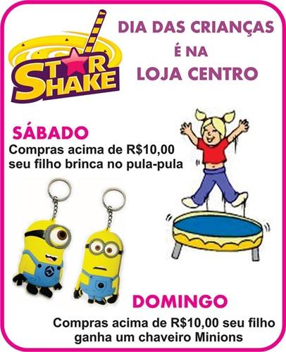 Foto: Reprodução Facebook/Star Shake