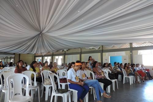 Jovens participando da plenária. Foto: Nildo Freitas/Brumado Verdade