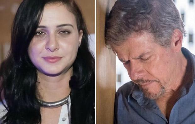 O colunista Léo Dias divulgou que a funcionária da Tv Globo não quis dar sequência ao processo porque manteve um relacionamento extraconjugal com o artista, que é casado. Foto: Reprodução