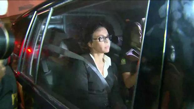 Adriana estava em prisão domiciliar por ordem do Superior Tribunal de Justiça (STF). Foto: Reprodução
