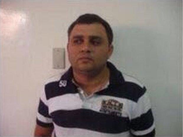 Apontado como um dos maiores ladrões de banco do país, ele foi localizado após ações integradas de inteligência entre as polícias da Bahia, Goiás e Mato Grosso. Foto: Divulgação